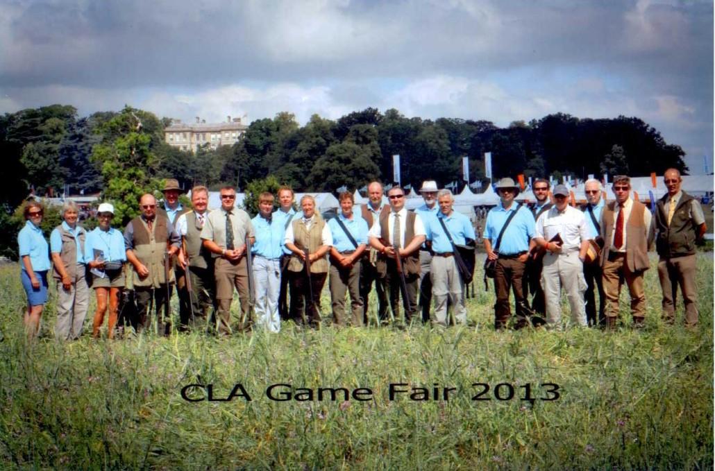 2013 CLA Game Fair